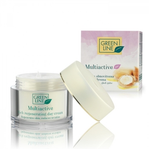 Multiactive regenerating rich day cream for dry mature skin