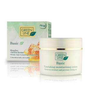 24-hour Basic nourishing and moisturising cream for dry skin